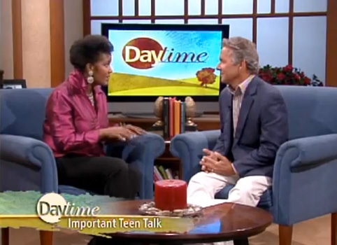 Stacey Spencer on Daytime LIVE